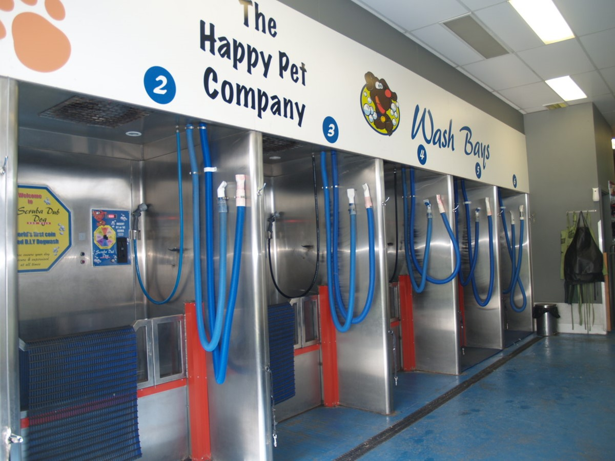 The happy pet company coin operated dog wash bays the happy pet co upper ferntree gully solutioingenieria