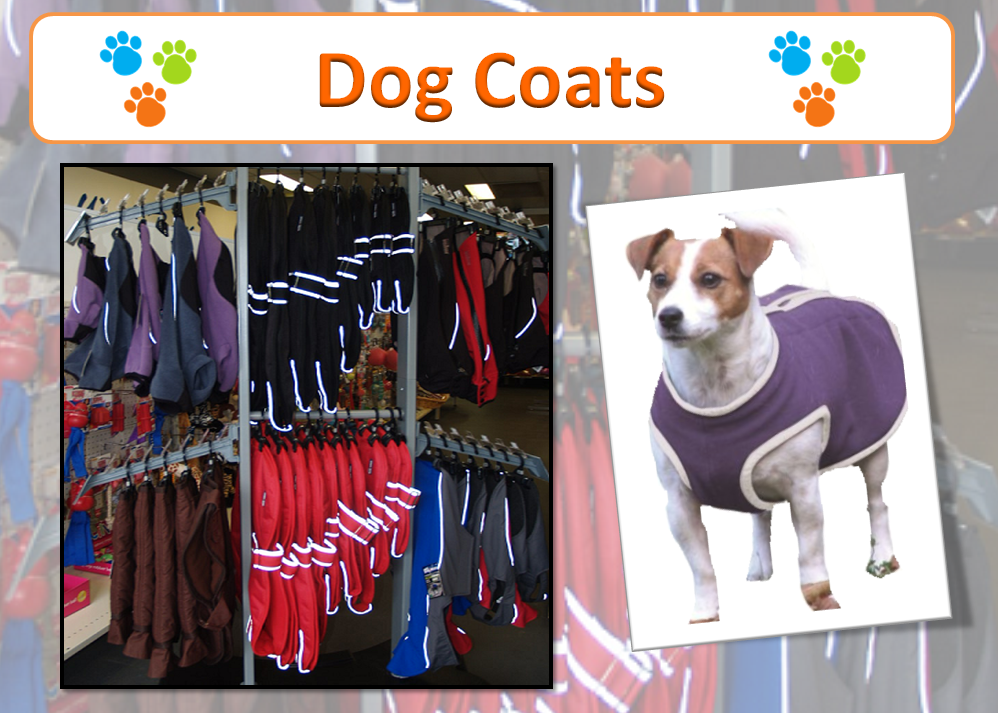 Dog Coats - The Happy Pet Company