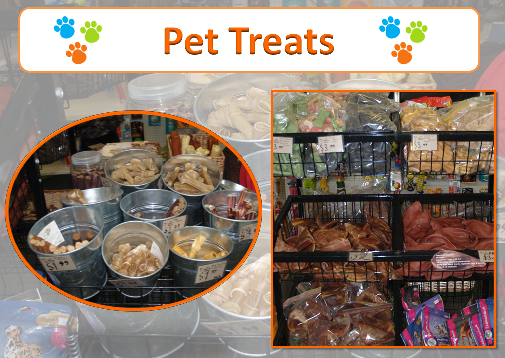 Pet Treats - The Happy Pet Company